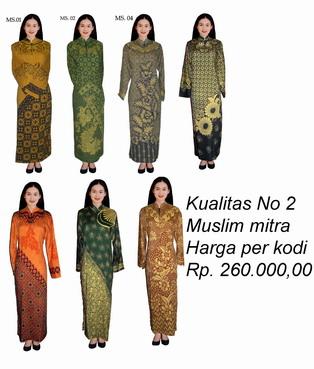 Moslem Dresses (Мусульманского платья)