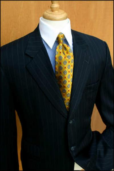 Custom Clothes: Tailor Made Suits