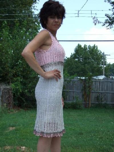 Lady Elegance Dress (Леди Элегантность платье)