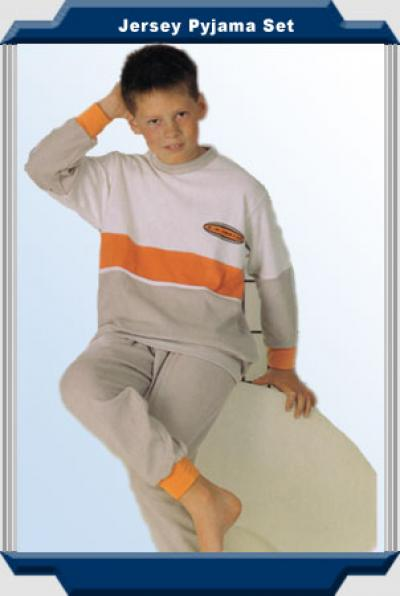 Jersey Pyjama Suit (Jersey Pyjama Suit)