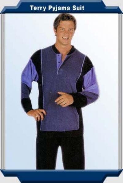 Terry Pyjama Suit (Terry Pyjama Suit)
