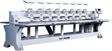 Computerized Embroidery Machine (Computergesteuerte Stickmaschine)