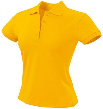 Рубашка поло женская под нанесение.