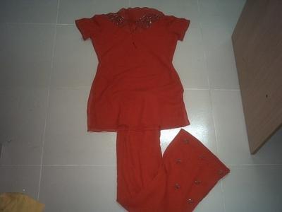 Ladies 3-Pc Dress (Дам 3-Pc платье)