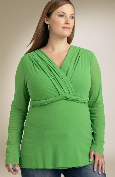 Подбирая блузку, женщине необходимо всегда помнить о своем типе.