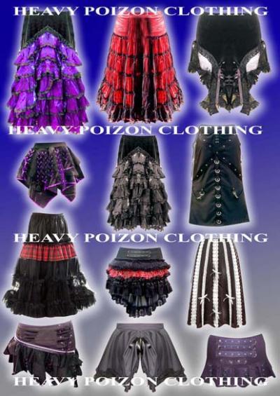 Gothic Fashion on Punk Gothic Lolita Dress Clothing  Gothic Punk Lolita Dress Clothing