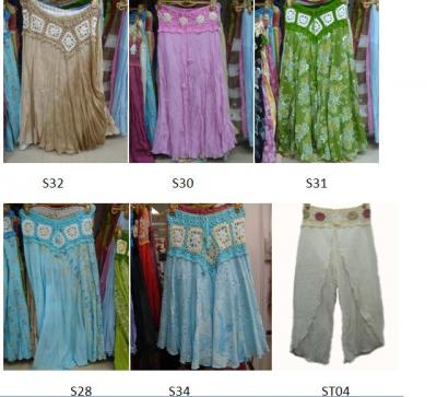 Вязание крючком:юбки. Комментарии