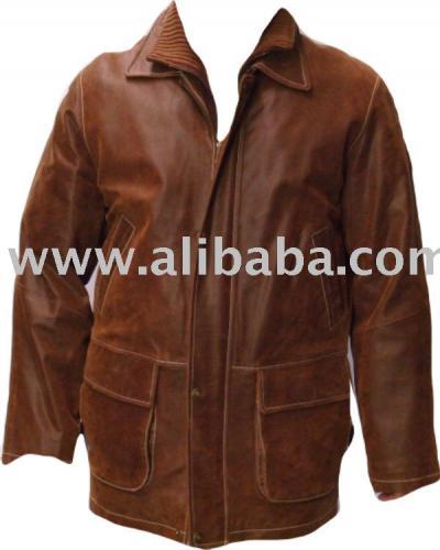 Leather Jacket (Lederjacke)