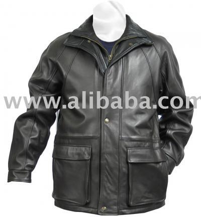 Leather Jacket (Veste en cuir)