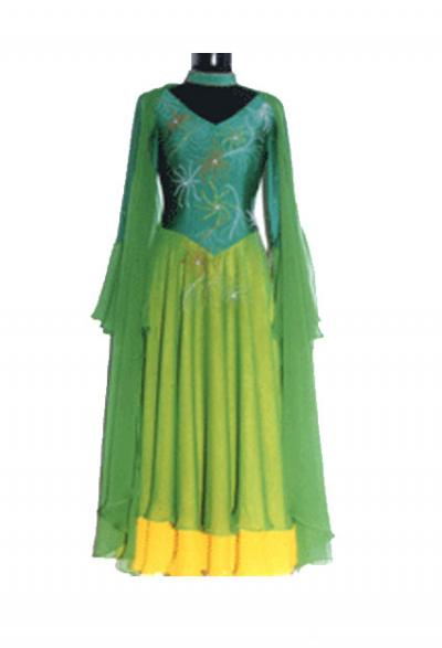 Yoga Fashions  on Ballroom Dance Dress Latin Dance Wear Practice Dance Clothes
