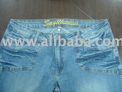 Women Jeans (Женщины джинсы)