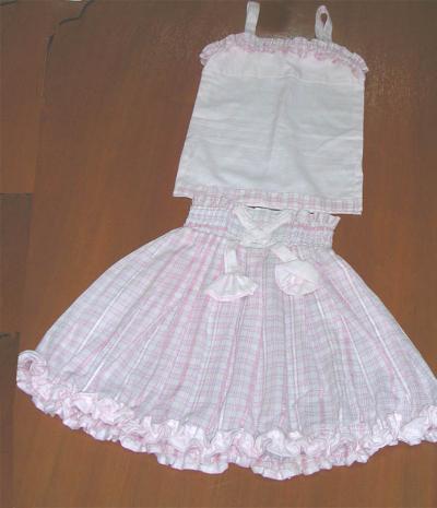 Ladiess Dress Set (Ladiess платье Установить)