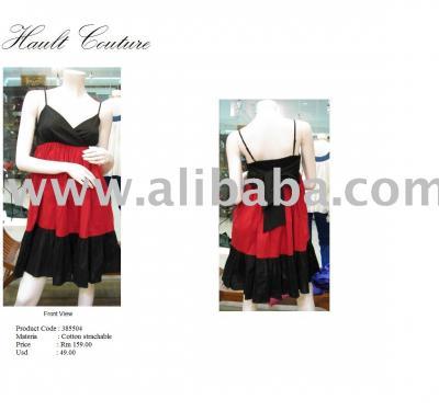 Haute Couture Dress (Haute Couture платье)