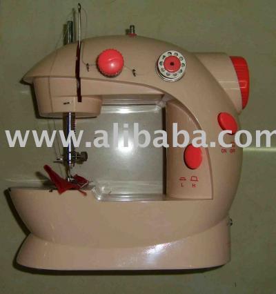 Mini Sewing Machine (Mini-Nähmaschine)