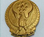 Metallic Beret Badge (Металлические береты знак)