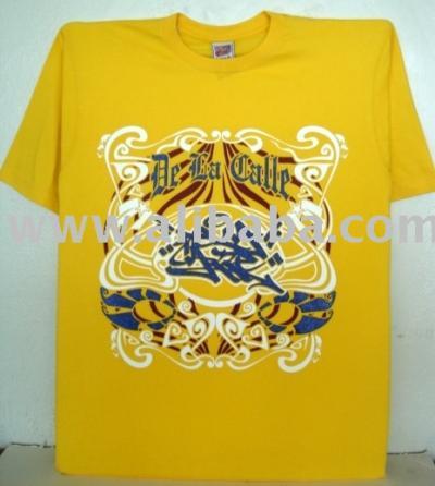 De La Calle Urban Wear T-Shirts (De La Calle Городской одеты в майки)