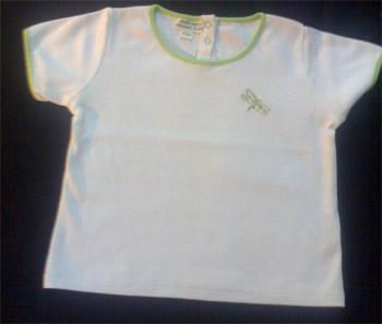 Organic Cotton Baby Top (Органический Хлопок Baby Top)