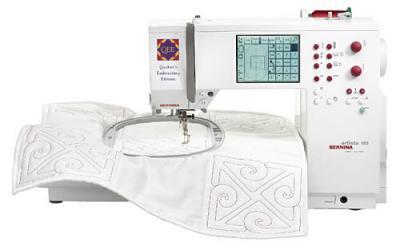 Sewing Machine Bernina Artista 185e (Nähmaschinen Bernina Artista 185e)