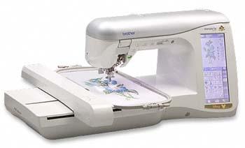 Sewing Machine Brother Innovis 4000d (Nähmaschine Brother Innovis 4000d)