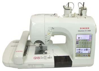 Sewing Machine Singer Quantum XL-5000 (Nähmaschine Singer Quantum XL-5000)