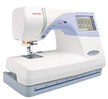 Sewing Machine Janome Mc9500 (Nähmaschine Janome Mc9500)