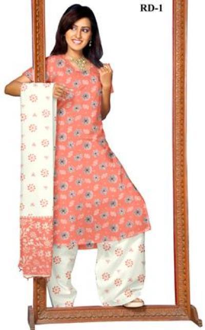 Ethnic Dress Materials (Этнические платье материалы)