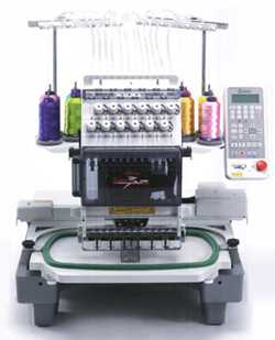 Embroidery Machine (Machine à broder)