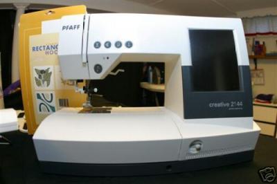 Pfaff 2144 / 2170 Sewing And Embroidery Machine (Pfaff 2144 / 2170 Näh-und Stickmaschine)