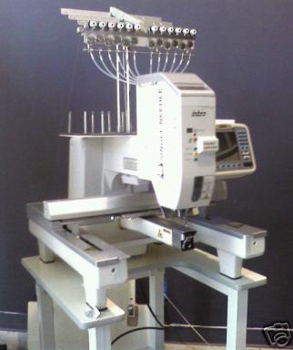 Embroidery Machine-Inbro Single Needle! (Stickmaschine-Inbro Single Needle!)