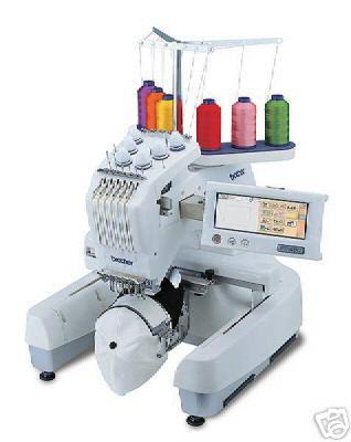 Brother PR 600 II Embroidery Machine (Brother PR 600 II Stickmaschine)