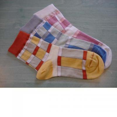Gridded Socks (Привязкой к сетке, носки)