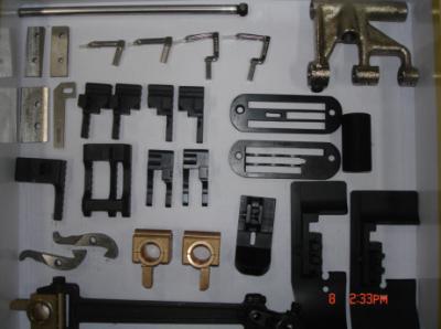 Sewing Machine Spare Part (Sewing Machine Ersatzteilliste)