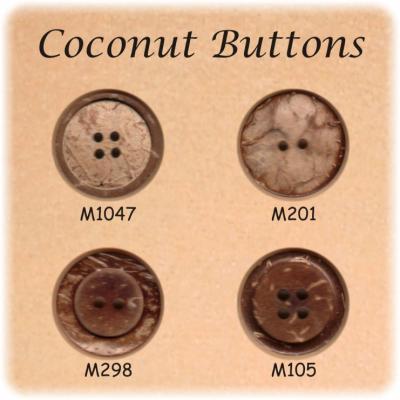 Coconut Buttons (Кокосовое Кнопки)