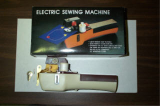Hand Held Sewing Machine (Hand Held Machine à coudre)