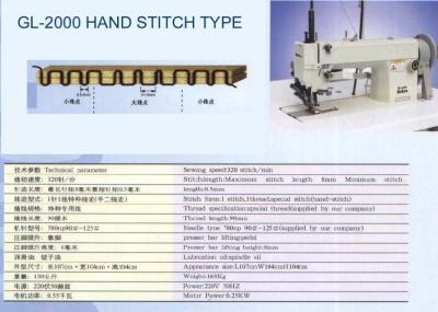 Hand Held Sewing Machine (Hand Held Nähmaschine)