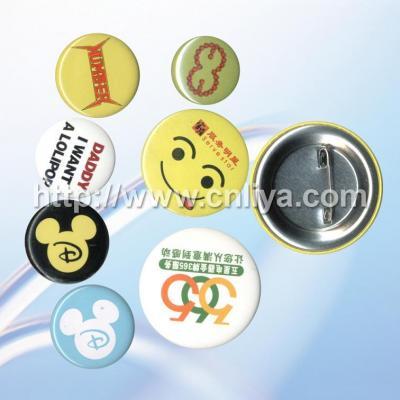 Tin Badge (Тина Знак)