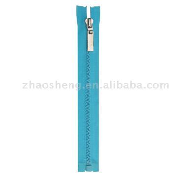 #8 plastic zipper,derlin,O/E,A/L (# 8 пластиковой молнией, Дерлена, O / E, A / L)
