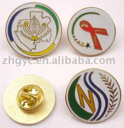 Imitation Cloisonne Pin Badge (Имитация Перегородчатая Pin Badge)