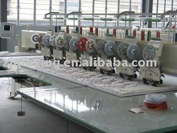 MX-611 Double Sequin embroidery Machine (MX-611 Double Sequin embroidery Machine)