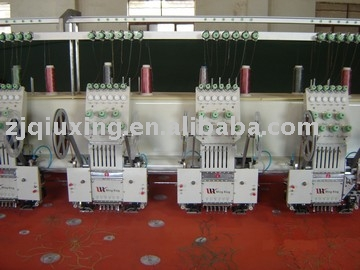 MX-607 single sequin embroidery machine (MX-607 single sequin embroidery machine)