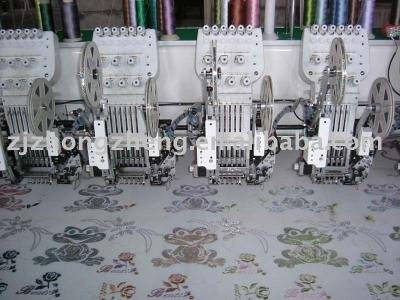 single sequin computerized embroidery machine