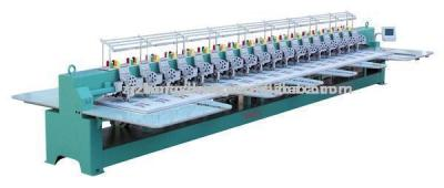 Multi-Head Sequin Machine