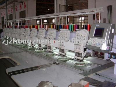 Multi-Head Sequin Embroidery Machine