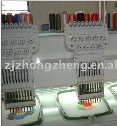 multi-Head computer embroidery machine