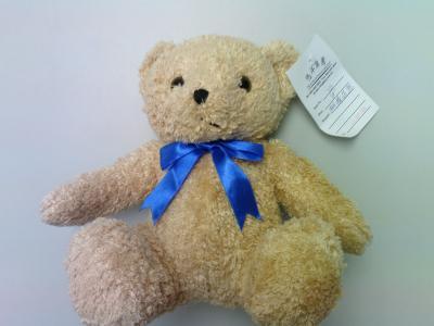 8 incn plush bear
