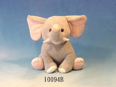 plush toy/ Elephant (Plüschtier / Elephant)