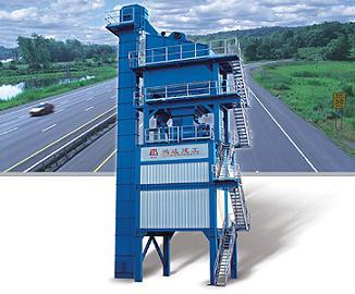 Asphalt mixing plant (Асфальто бетонный завод)