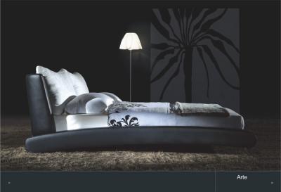 Bedroom Soft Bed (Спальня мягкой постели)