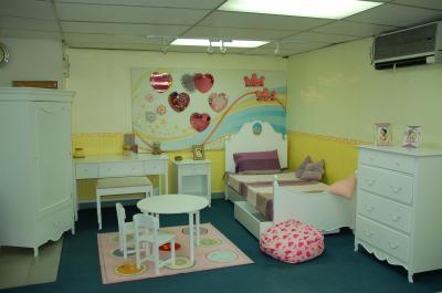 Kids/Children Bedroom Furniture - Victoria Collection (Дети / Детская мебель для спальни - коллекция Виктории)