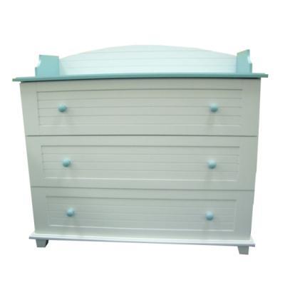 Kids/Children Bedroom Furniture - Ocean Collection - Chest of Drawers (Дети / Детская мебель для спальни - Океан Collection - Комод)